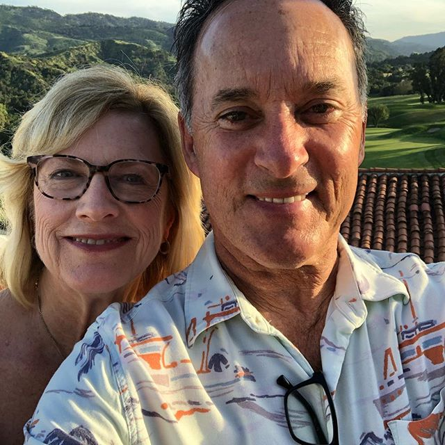 30 years of love and laughs with Tammy. Oh what a lucky man I am!