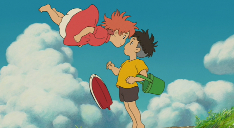 Close Encounters of many different kinds are welcome! Don't hesitate to contact the author.   Image from  Ponyo  (2008).