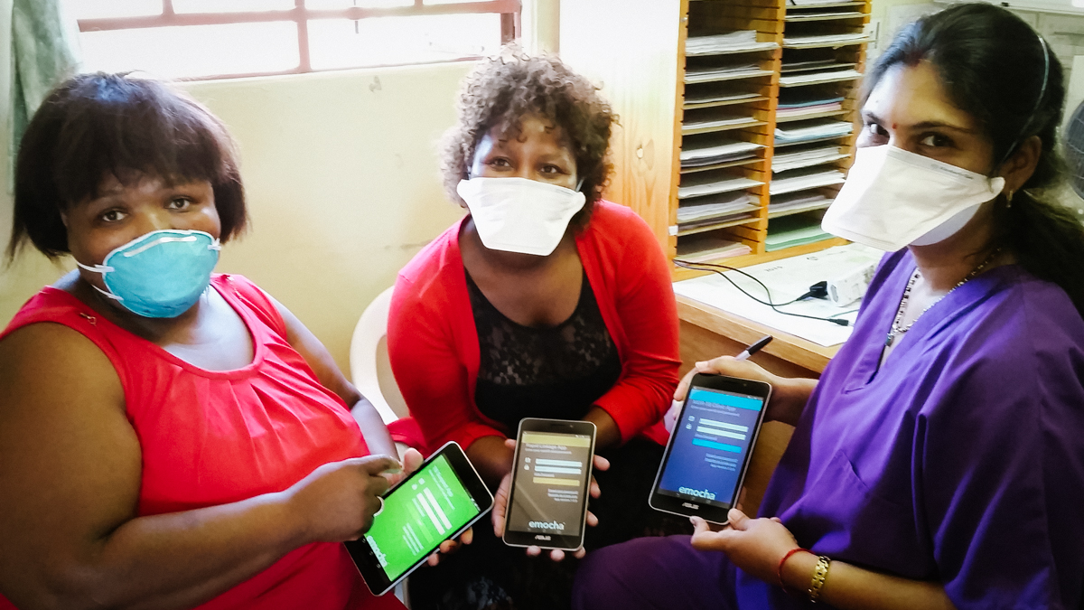 South Africa mHealth