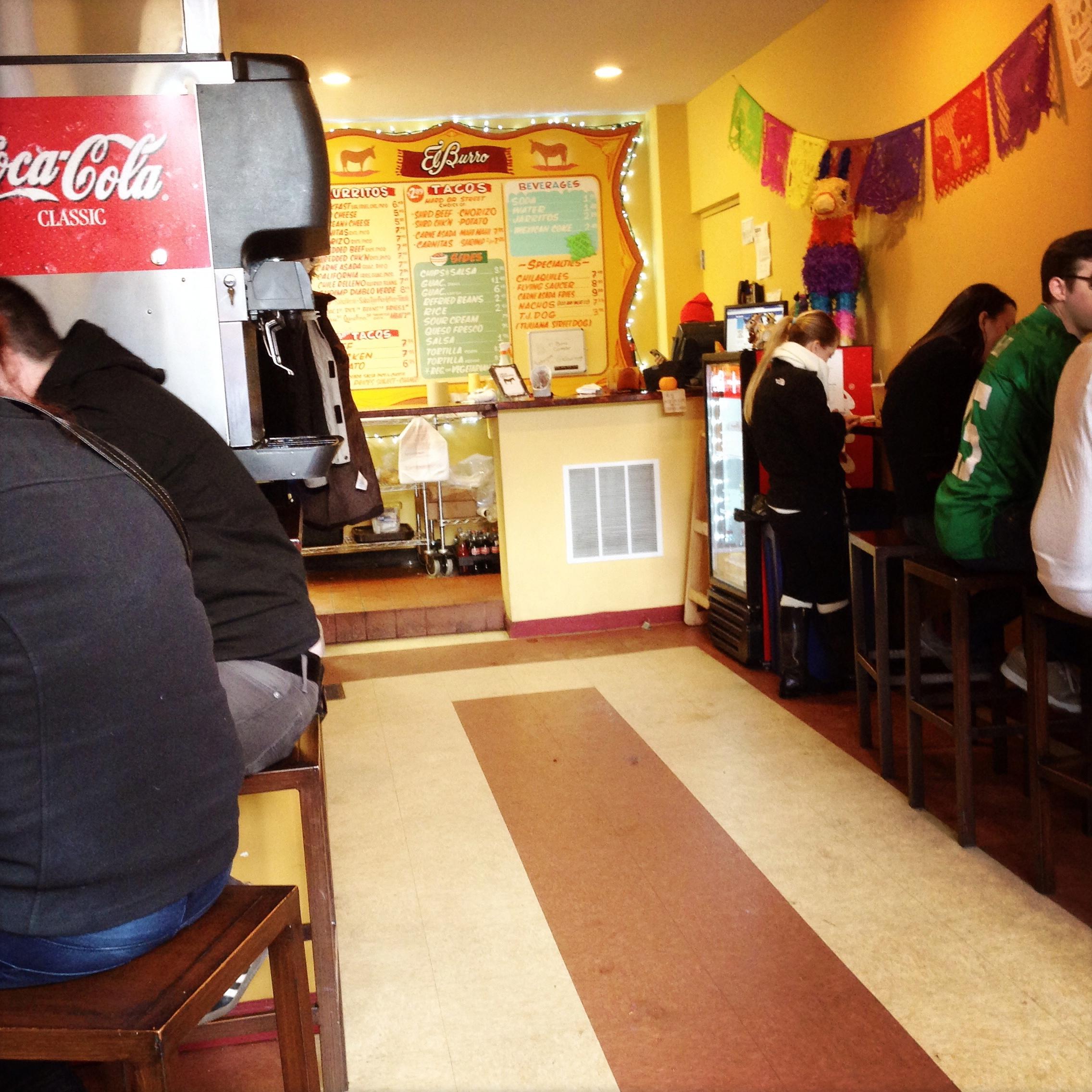 el burro taco shop