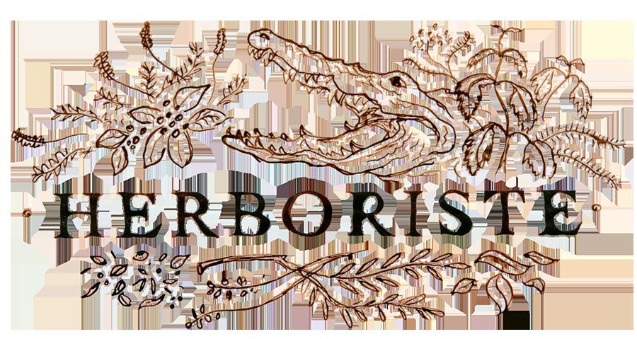 Herboriste Logo by Liz Gill Neilson