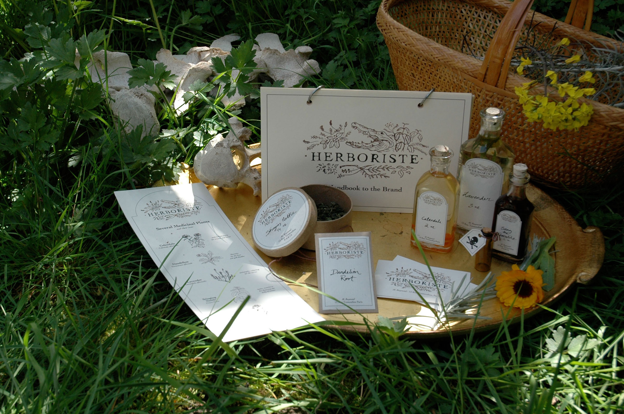 Featured Brand   Herboriste   The Genially Sinister Herbalist.