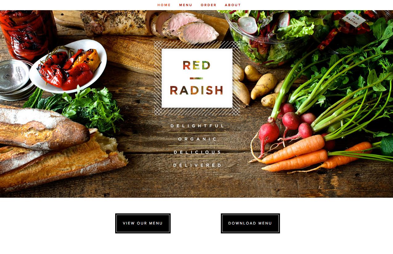Red Radish Catering