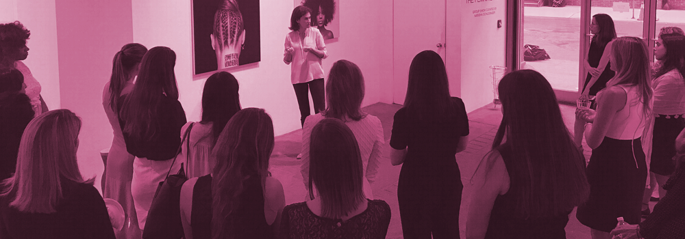TRAILBLAZERS and MAVERICKS - a series of conversations with art-world instigatorsby Victoria Selbach