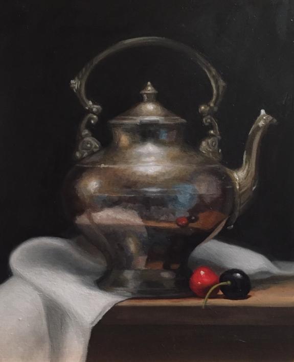 """""""Belinda's Teapot"""""""
