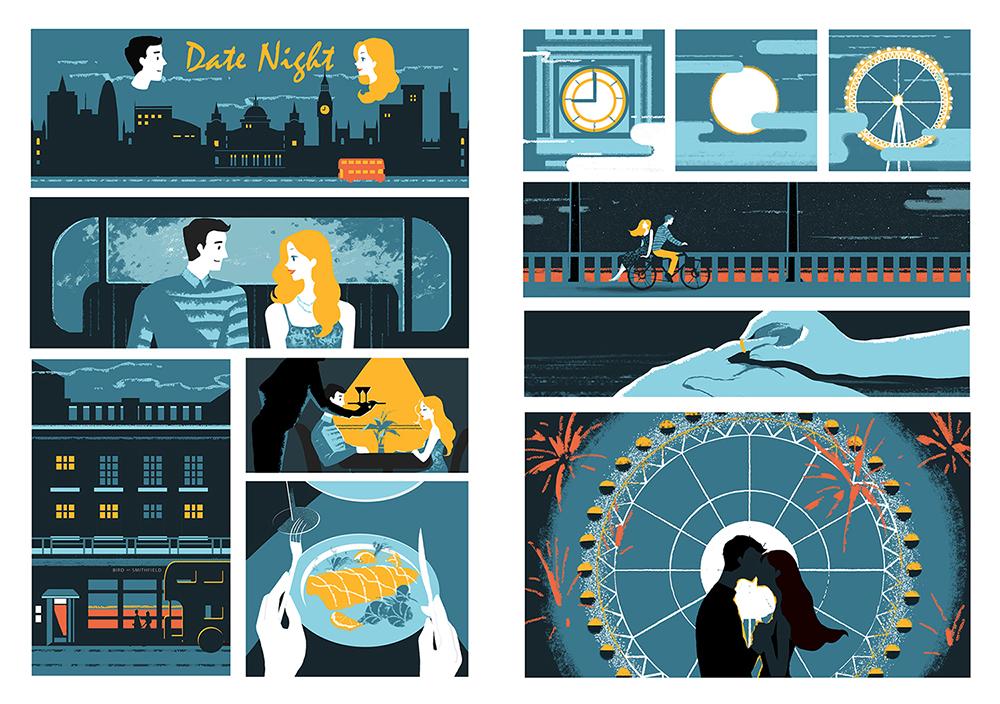 """""""A Date Night"""""""