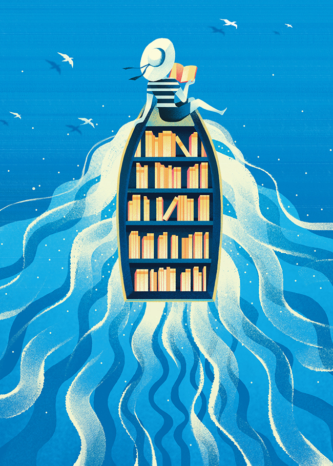 """""""Summer Reading""""