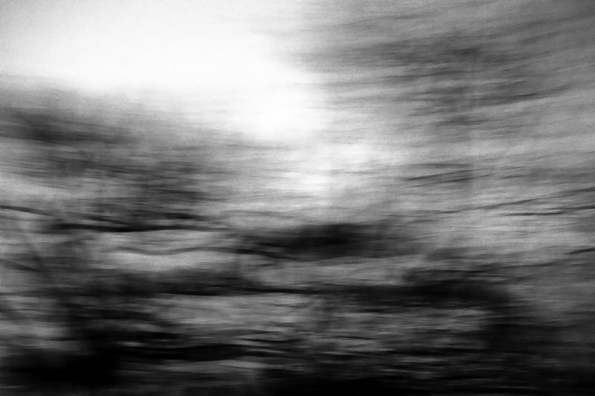 Ghostly Passing