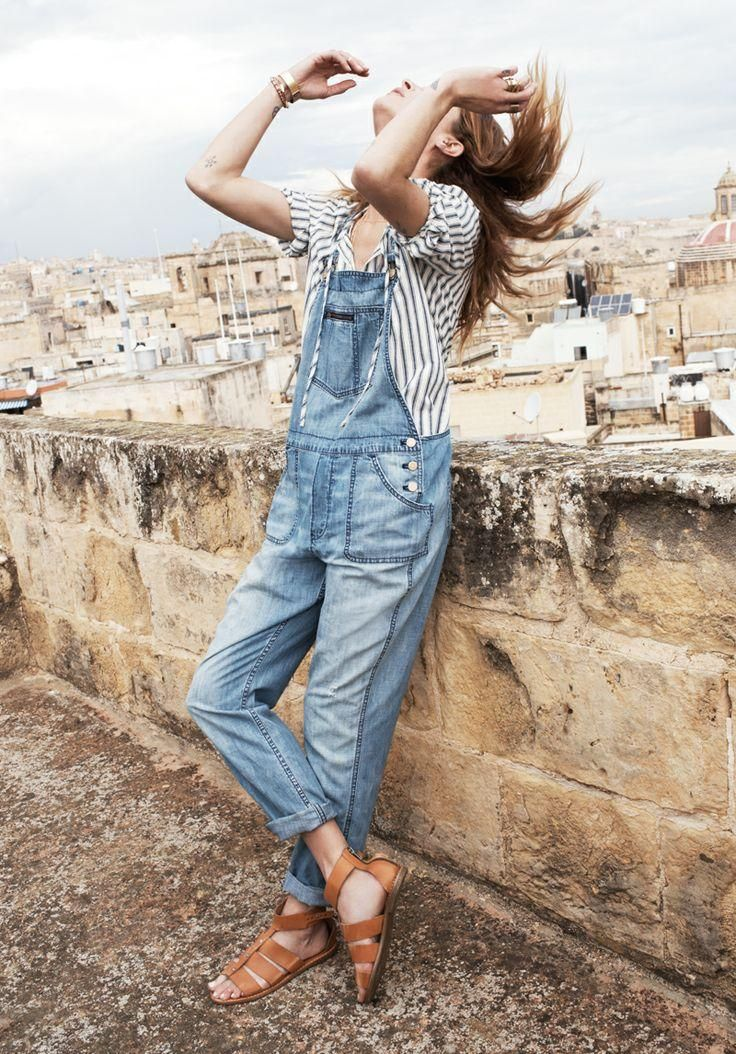 Madewell Spring 2014 Catalog feat. Erin Wasson