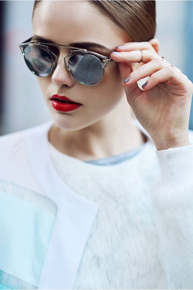 Dior 'So Real' 48mm Sunglasses