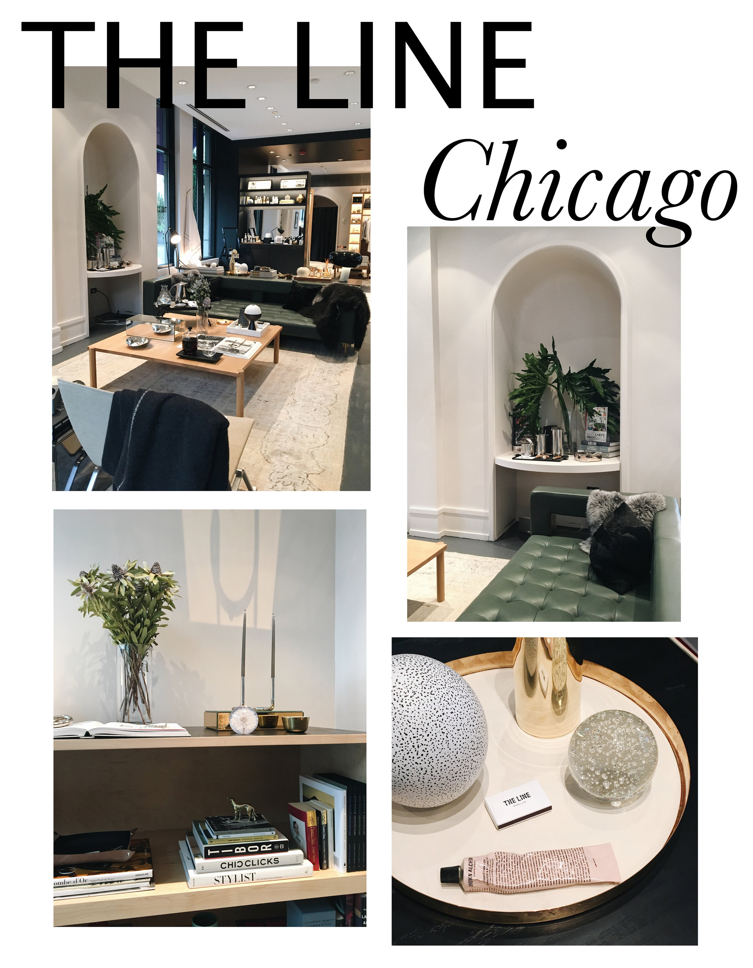 The Line - Chicago by KindofLuxe.com