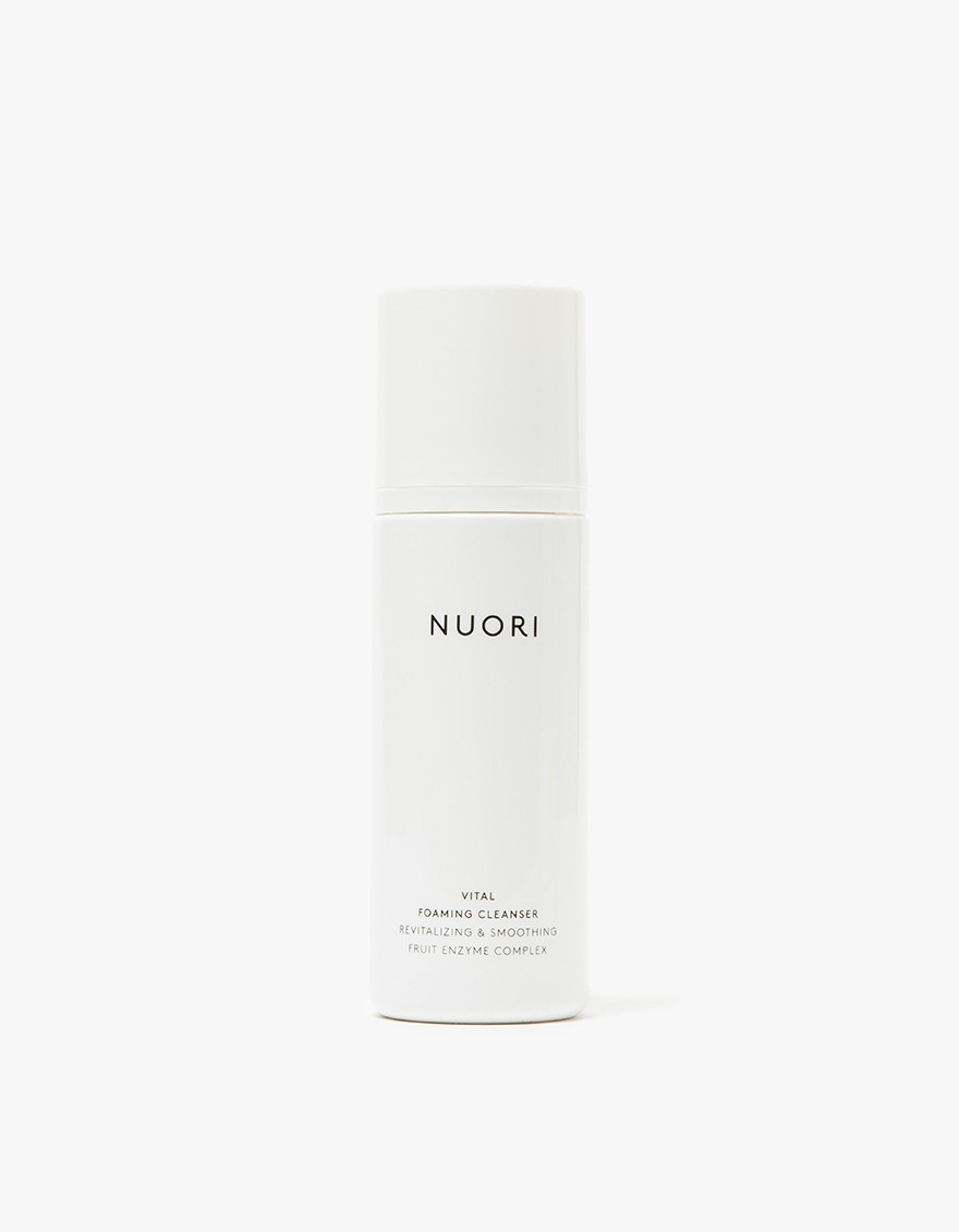 NUORI VITAL FOAMING CLEANSER.