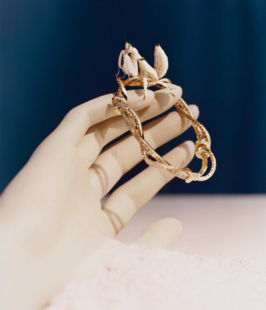 Paul Morelli bracelet, $31,000, paulmorelli.com