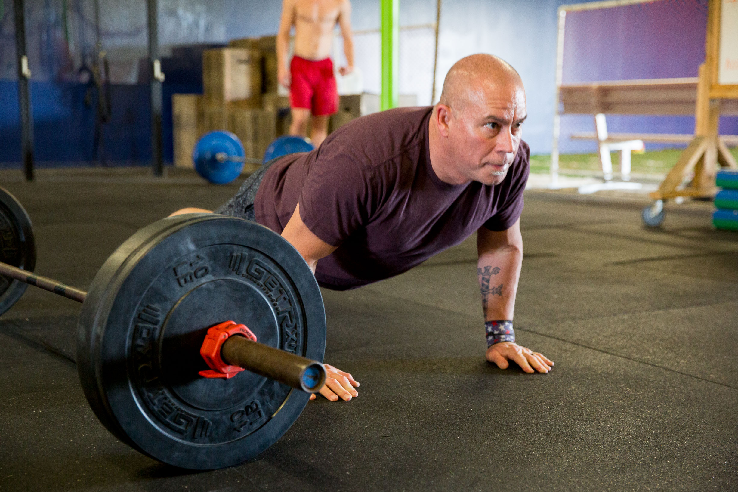 MIKE RICE - CROSSFIT TRAINERCF-l1
