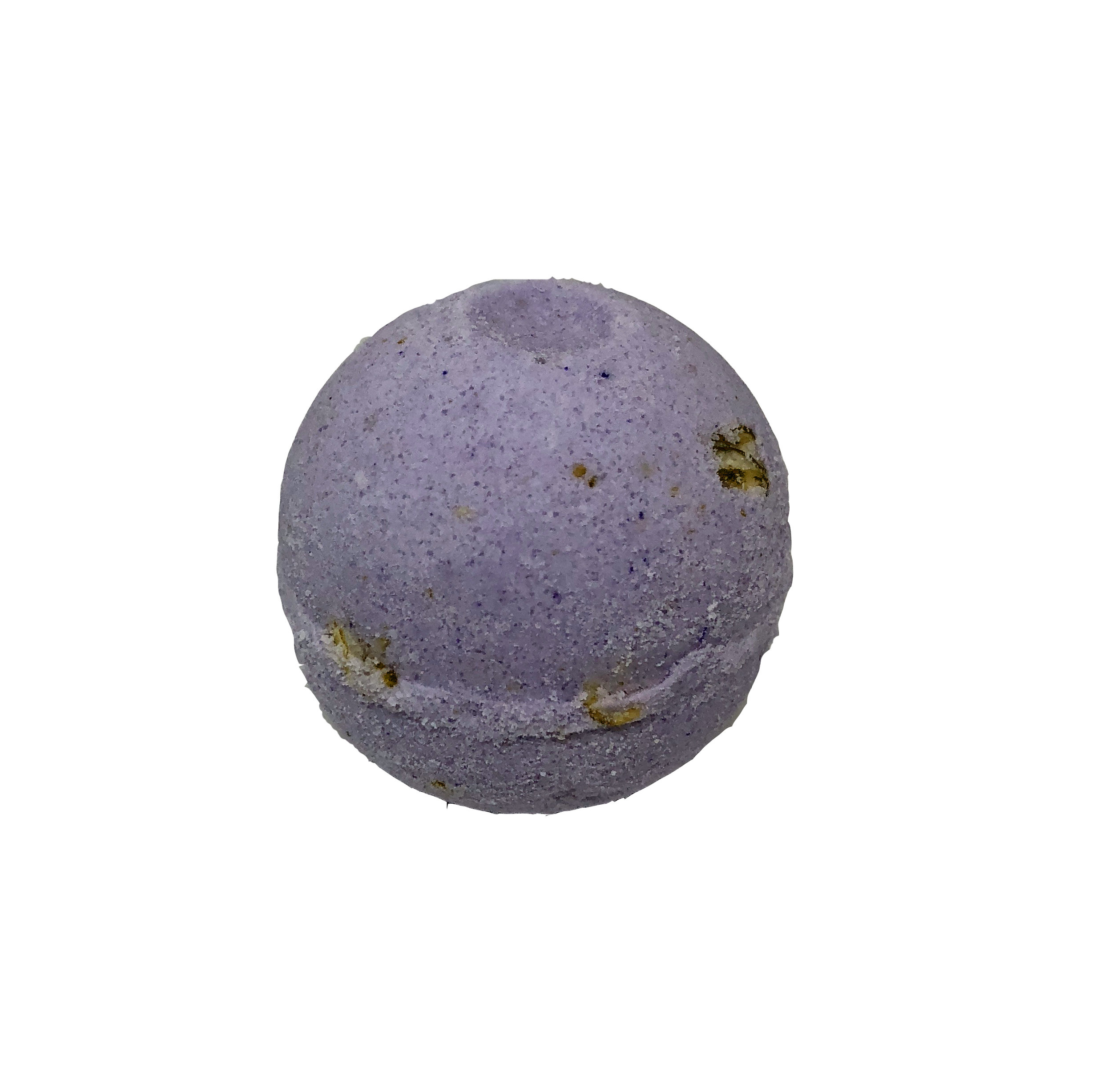 Soothing/ Hydrating - This oat-filled spa bomb is designed to deeply nourish and heal dry, cracked, or sensitized skin. A blend of ultra nourishing oils like argan, sweet almond, cocoa butter, and arnica work together with the soothing oats and essential oils to treat dry, sensitive skin perfectly. Lavender and palmarosa essential oils help skin retain moisture and add extra relief.