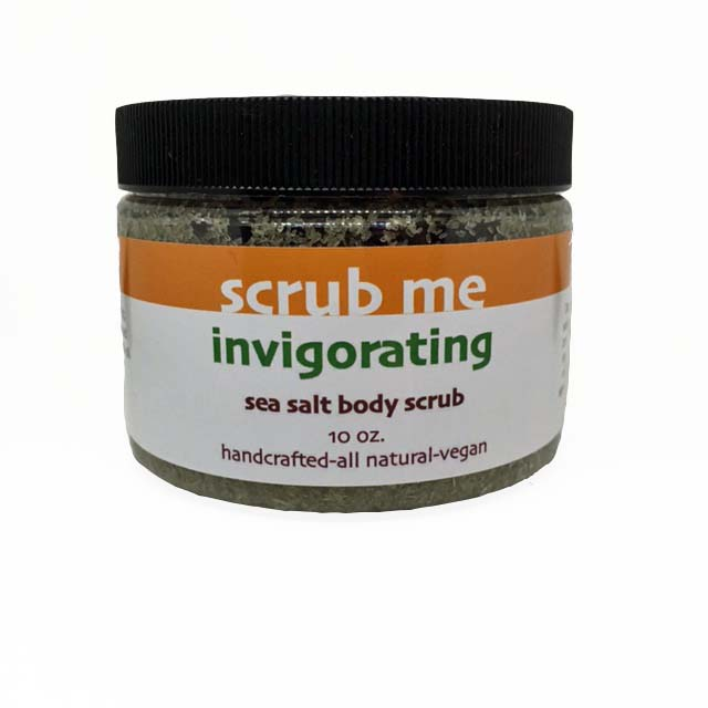 body scrub - This is one of our favorites! We love using a body scrub product because of the multiple benefits it provides for your skin. Scrub products have both exfoliating ingredients and nourishing oils to make your skin extra soft. Using a body scrub requires a little more effort than a loofah or exfoliating soap; we actually see this as a good thing because it makes your shower feel like an upgraded spa experience. Body scrubs come in a wide variety of recipes so there is something for every skin type. We recommend this type of exfoliation 2-3 times a week.
