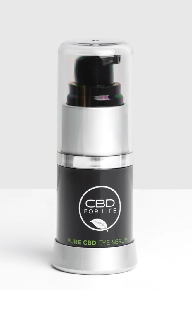 CBD eye care: - This is another top rated CBD skincare item. We haven't used this one yet but are super excited to give it a try. CBD infused eye cream with anti-aging ingredients seems like a de-puffing and firming product we need!Cannabidiol, chamomile, coffee extract, lavender, & vitamin rich oils are all elements of this eye serum that help de-puff, firm, and restore your eye area. Keep in mind, eye creams usually take a few weeks of consistent use before you'll notice visible results.This eye cream is great for anyone to try out. Be sure to check the ingredient label before using to make sure there isn't anything that can cause an allergy. Some can be sensitive around the eye area, even to plant-based ingredients.Price: $32