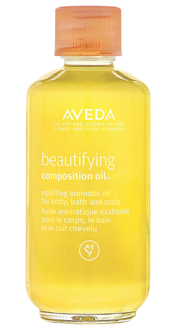 We love making and using our own facial and body oils but we also are obsessed with trying other skincare. This  Aveda beautifying oil i s a MUST try.