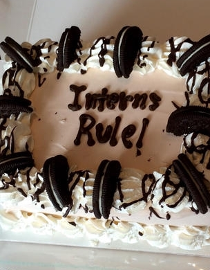 Interns Rule!