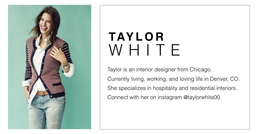 Taylor White What WE Make