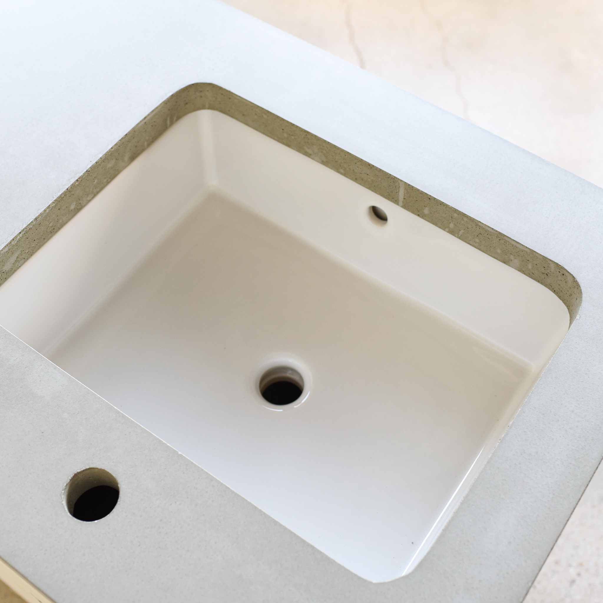 Rectangle Sink by Kholer