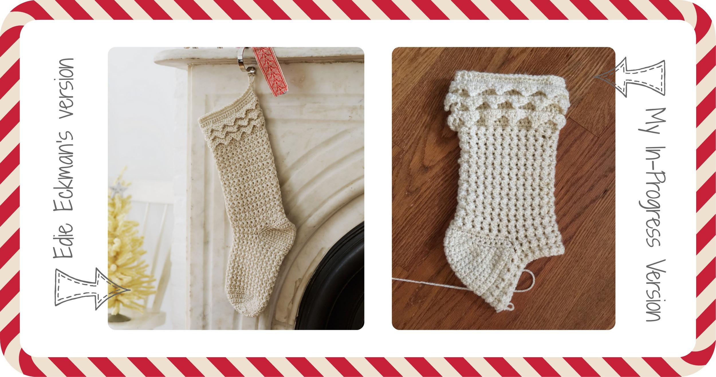 Blog Hop Giveaway Christmas Crochet For Hearth Home Tree Jenn Likes Yarn
