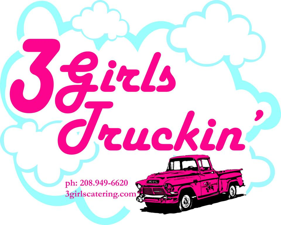 3 Girls Truckin