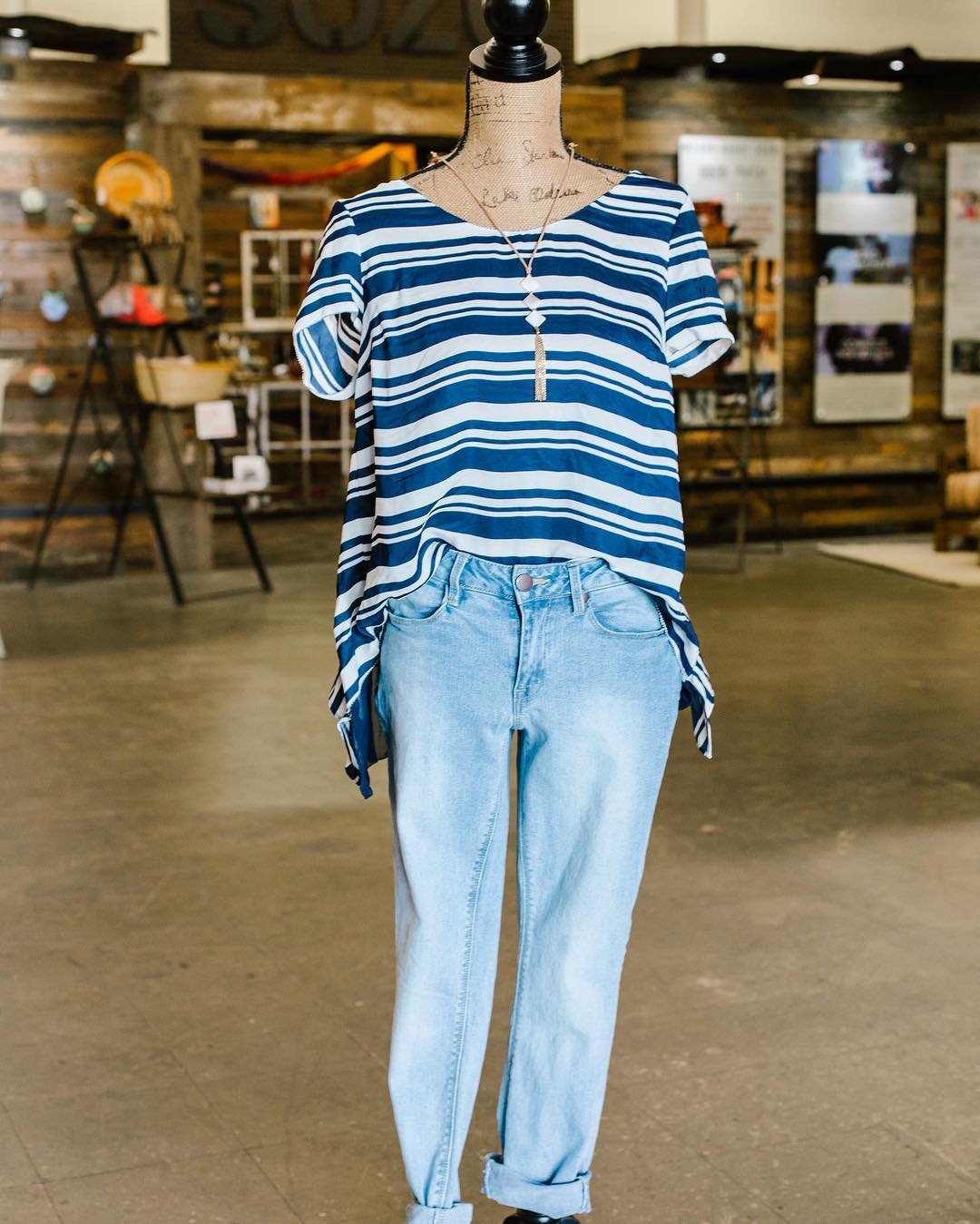 upscale thrift -