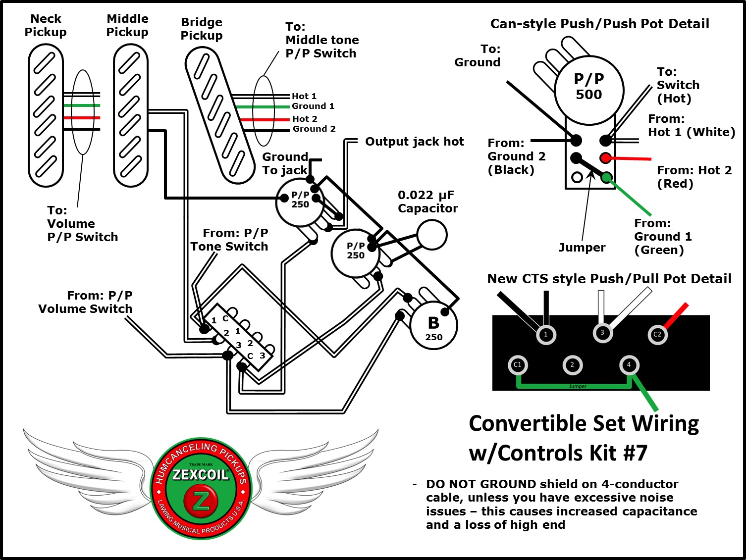 Controls Kit #7