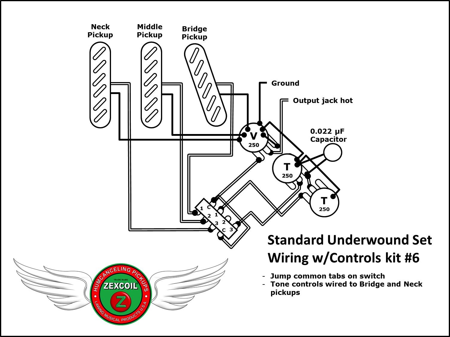 Controls Kit #6