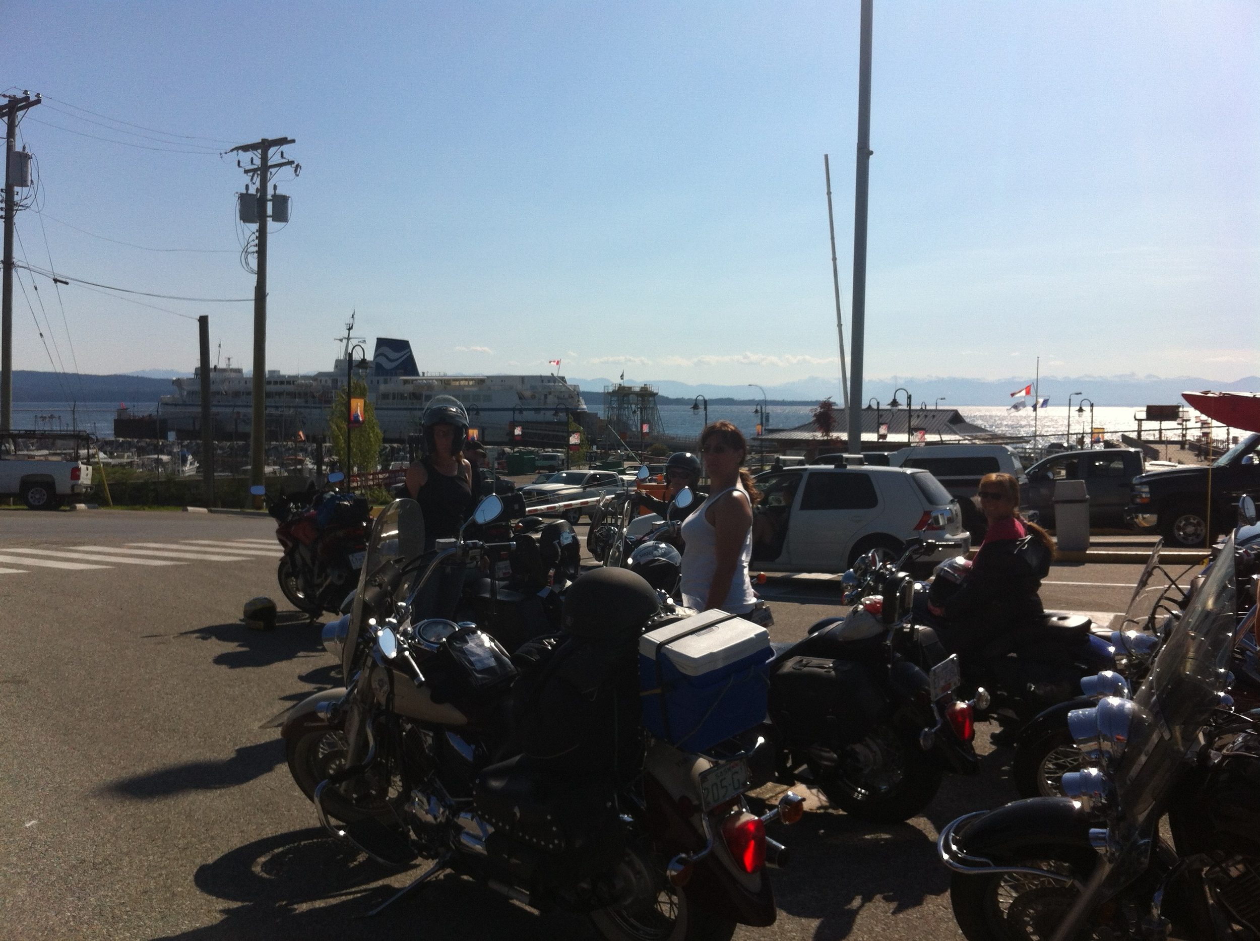 Sunshine Coast to Vancouver Island 2012