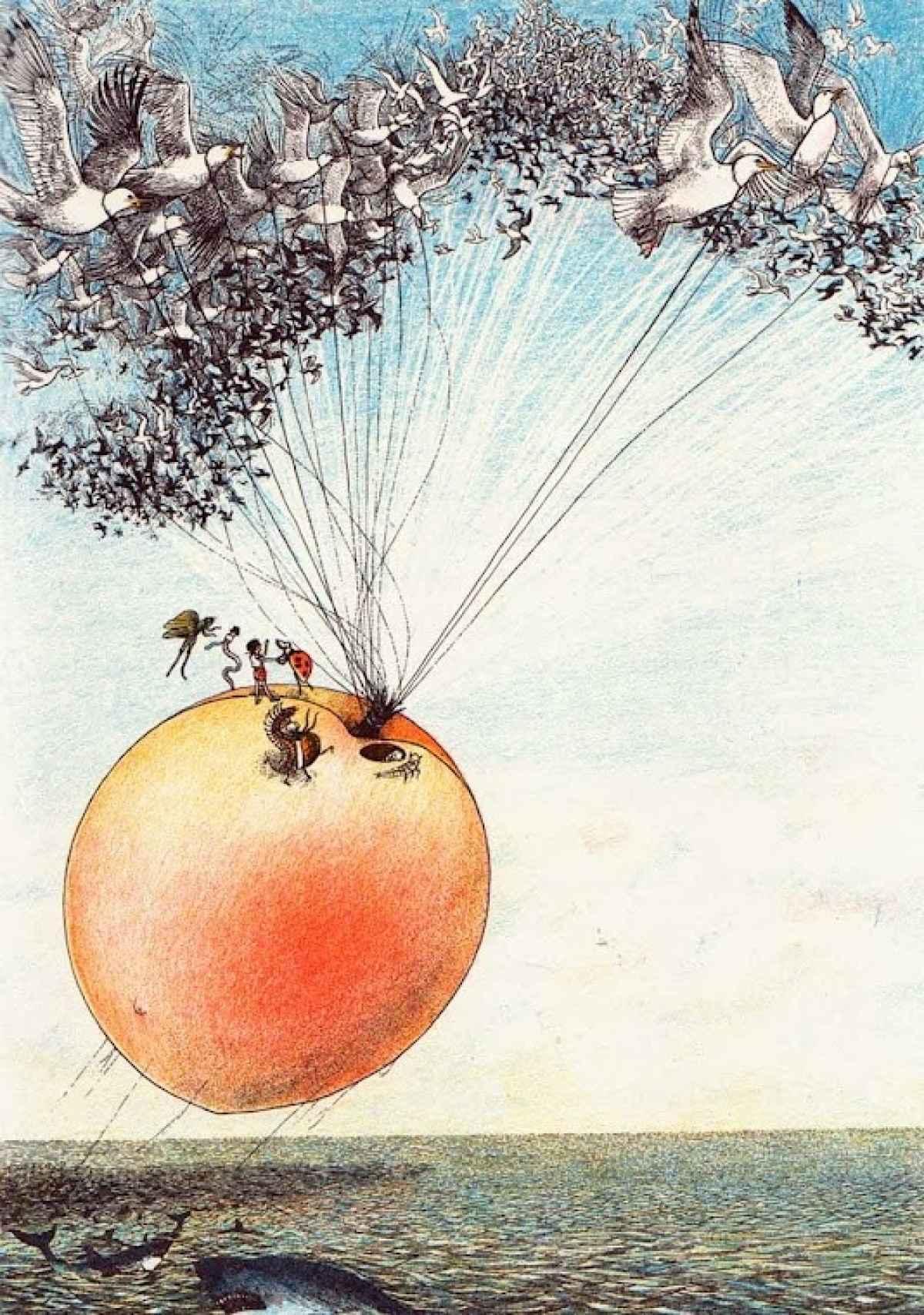 Illustration by Nancy Ekholm Burkert
