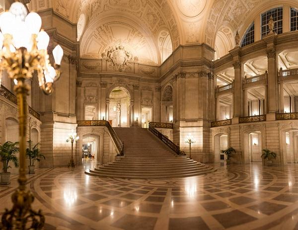 Interior, San Francisco City Hall