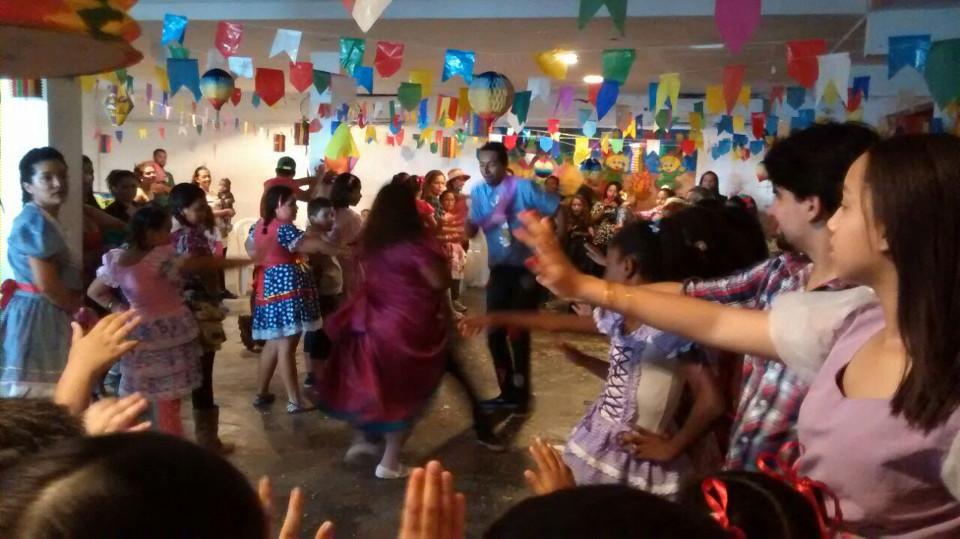 Festa Junina da Creche Viva