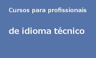 de idioma técnico