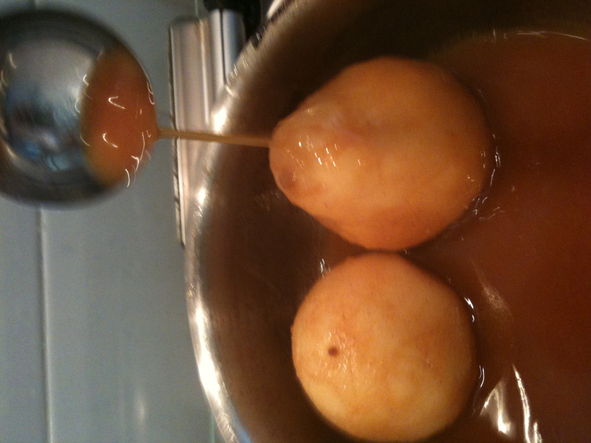 pear in orange cinnamon syrup.JPG