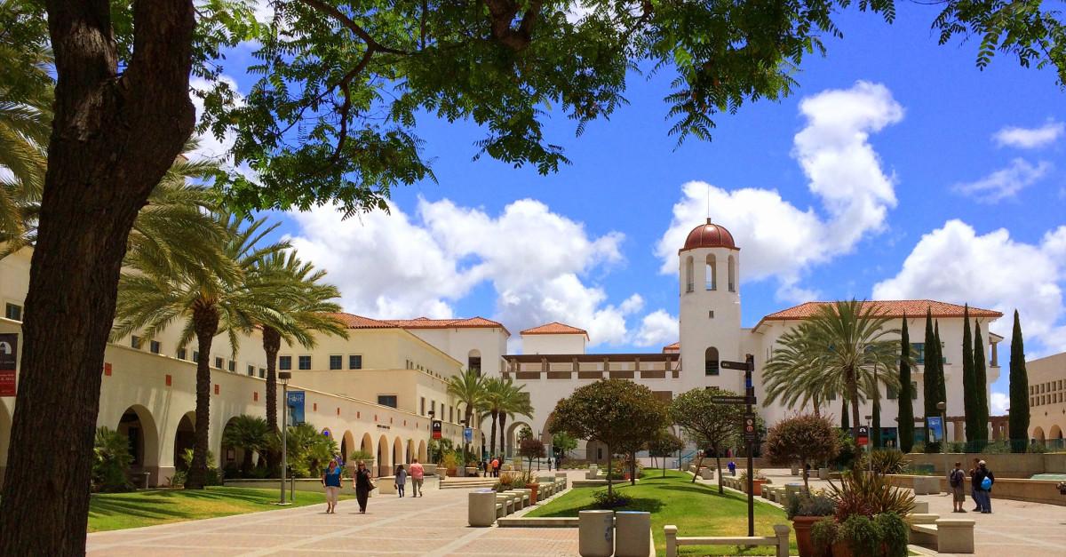 Cursos de inglês na San Diego State University para todos os níveis de proficiência