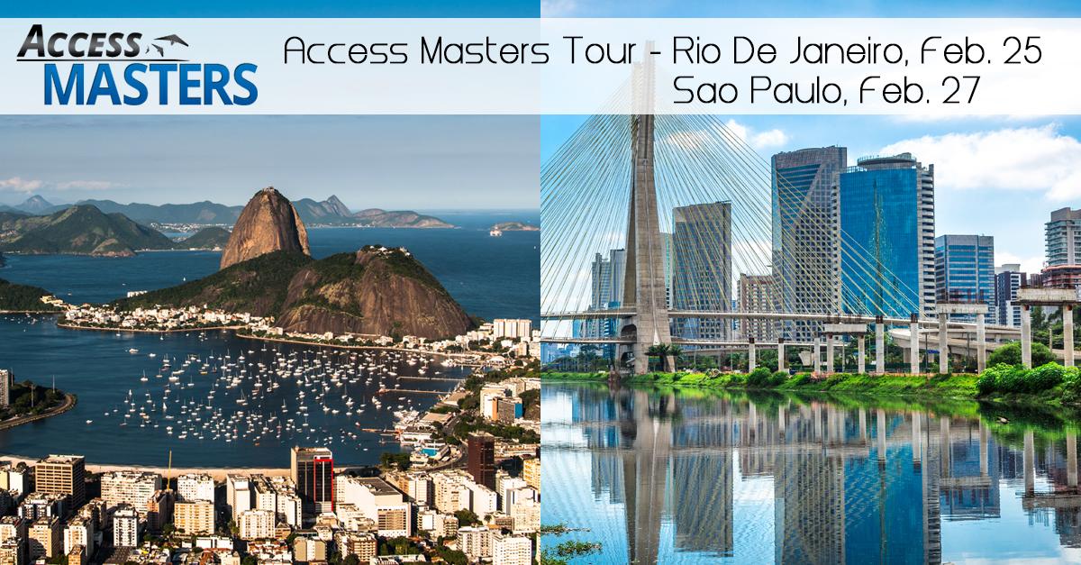 Access Masters Tour - Evento Internacional de Pós-Graduação