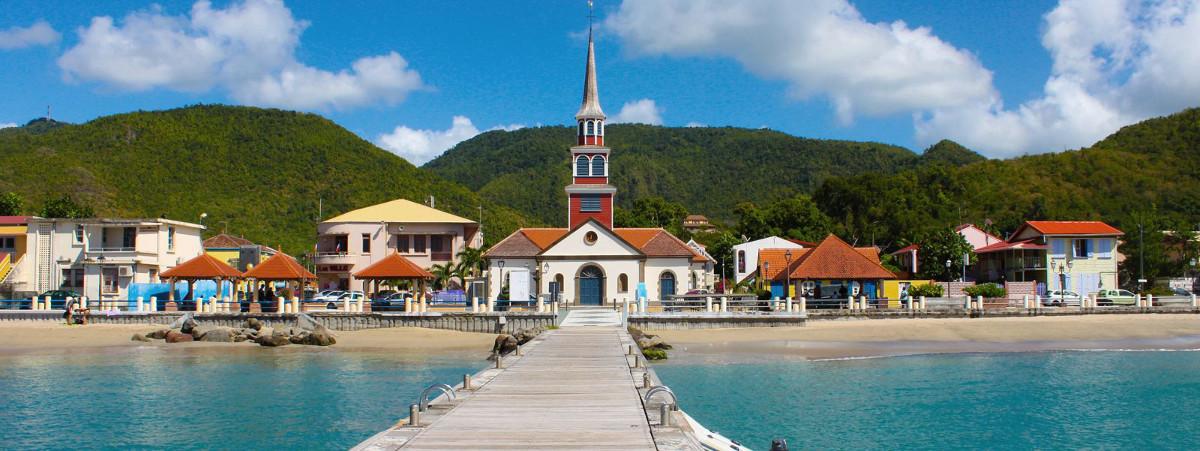 Martinica, França (Caribe) - 10% de desconto nos cursos de francês!