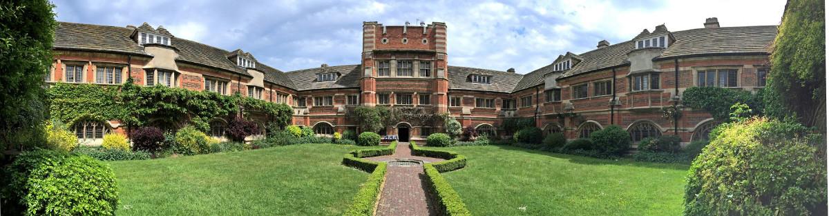 Escola de inglês em St. Albans, Inglaterra