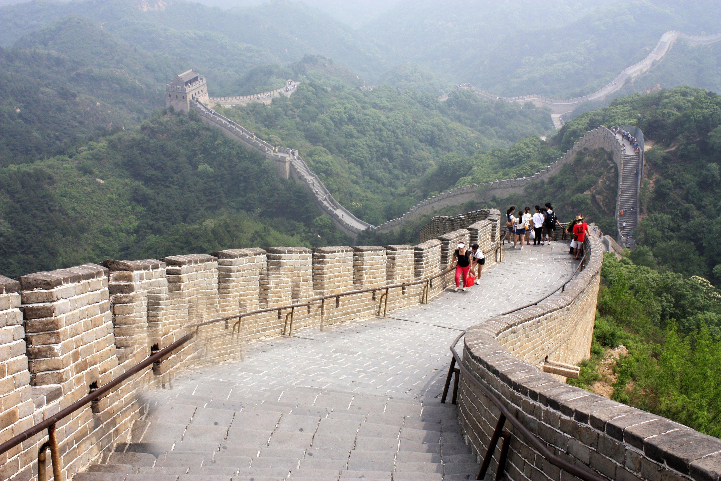 Grande Muralha, arredores de Pequim