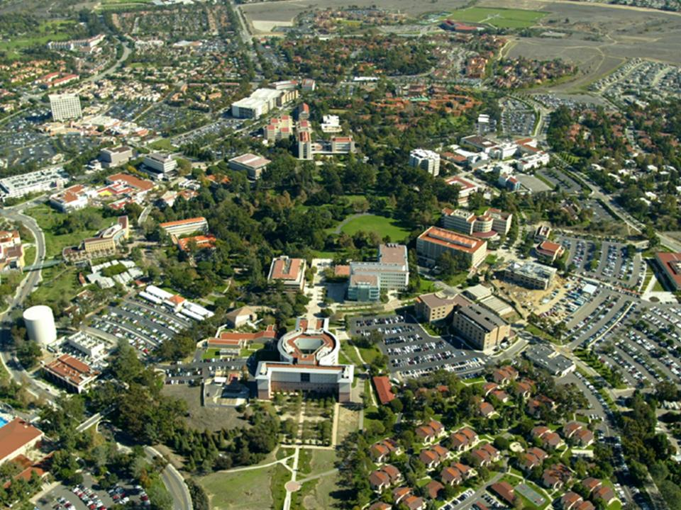 Campus da Universidade da California - Irvine