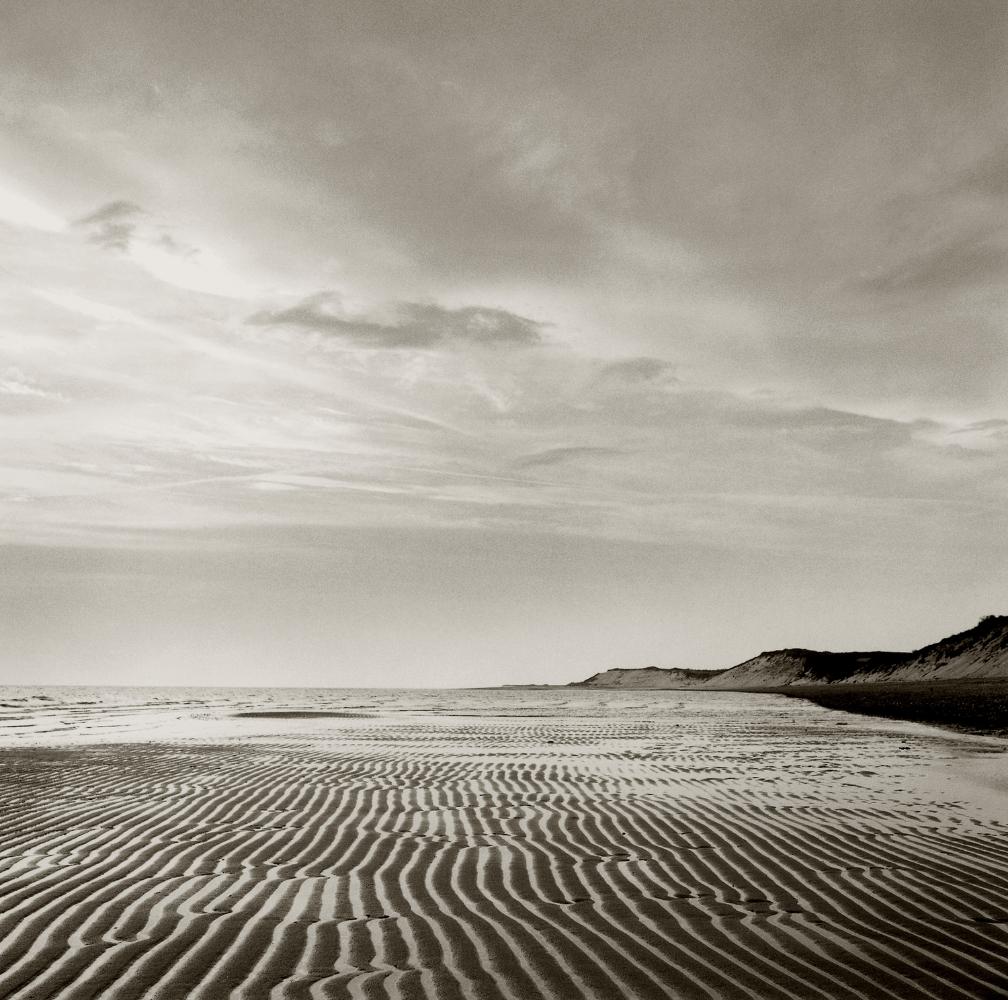 """""""THERE"""" (Wellfleet Flats, Cape Cod) - Michael Kahn"""
