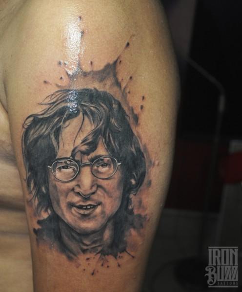 Tattoos By Ex Employees Iron Buzz Tattoos