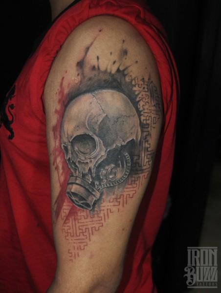 trash+polka+skull+gas+mask+kachrart+style+on+arm+tattoo+design+by+best+tattoo+artist+in+mumbai+subhojit+chakroborty+eric+jason+dsouza+from+best+tattoo+parlour+studio+in+india+iron+buzz+tattoos+mumbai.jpg