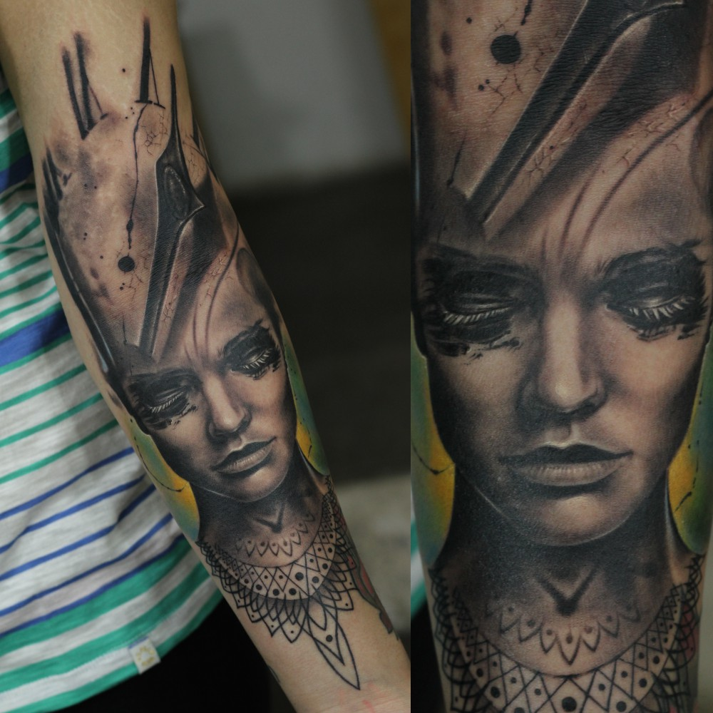 realistic+clock+watch+girl+face+portrait+mandala+geometry++realism+full+sleeve+tattoo+3D+tattoo+design+arm+tattoo+by+best+tattoo+artist+in+bandra+mumbai+eric+jason+dsouza+from+best+tattoo+parlour+in+india+iron+buzz+tattoos+mumbai.jpg