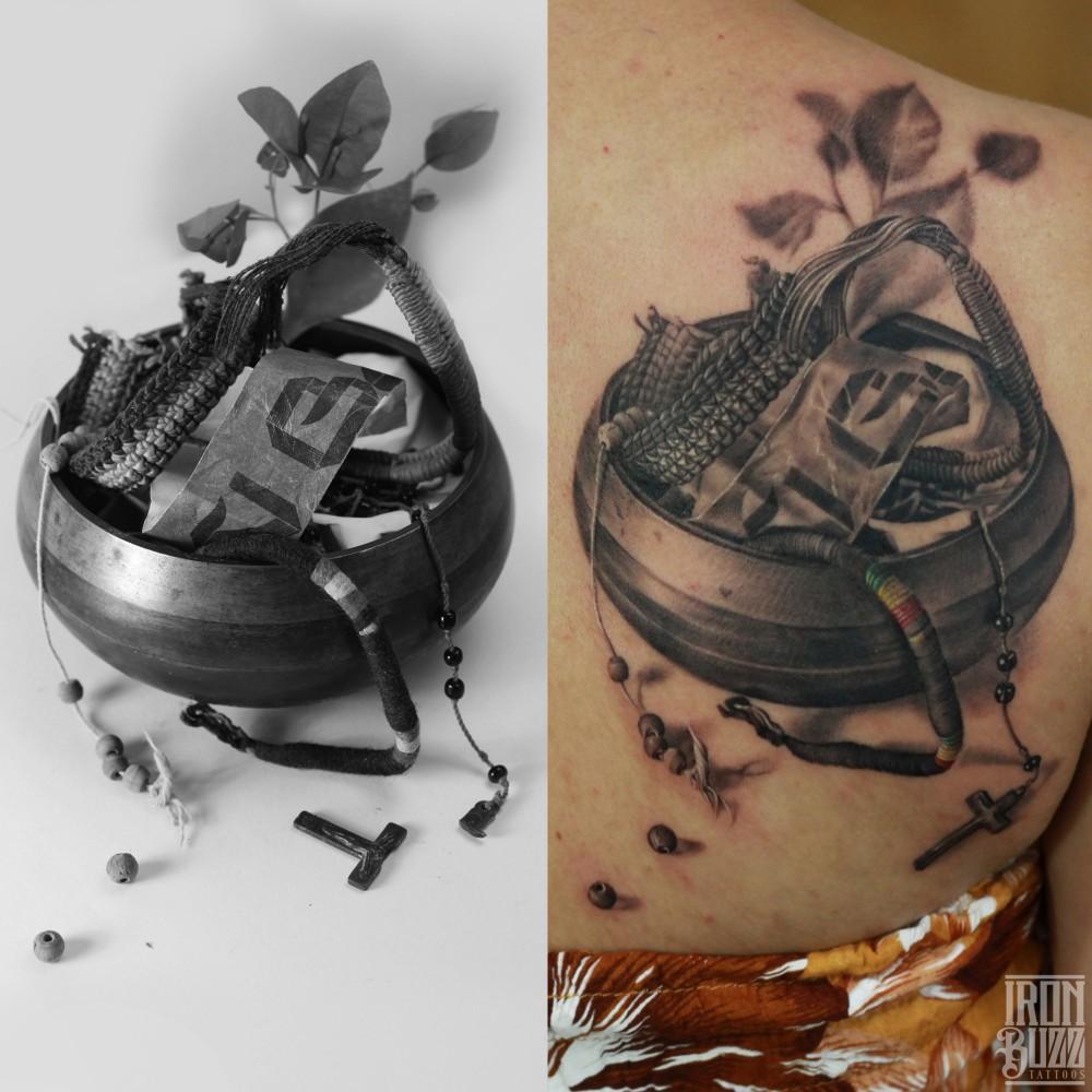realistic+tibetan+singing+bowl+armband+rosary+christianity+beads+rudraksh+lordshiva+realism+3D+tattoo+design+arm+tattoo+by+best+tattoo+artist+in+bandra+mumbai+eric+jason+dsouza+from+best+tattoo+parlour+in+india+iron+buzz+tattoos+mumbai.jpg