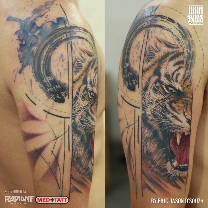 abstract-freestyle-hyper-realism-tiger-wild-animal-nature-flower-colour-koru-tattoo-iron-buzz-tattoos-in-mumbai-india.jpg.jpg