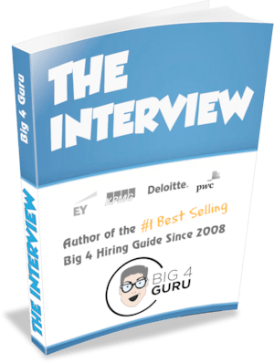 Big 4 Accounting Firms Interviews!
