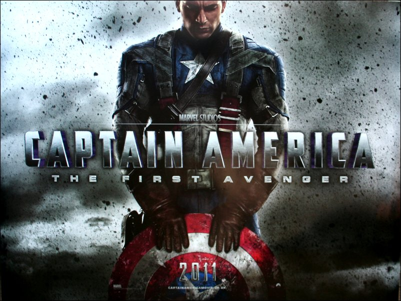 Captain Amercia, The First Avengers : Planches de Philippe Briones, août 2011